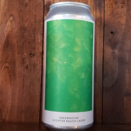 Evil Twin NYC Evil Twin-Greenhouse Leichter Rauch Lager, 5.2% ABV, 16oz Can