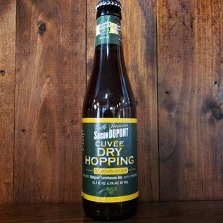Saison Dupont Cuvée Dry Hopping Styrian Wolf, 6.5% ABV, 11.2oz Bottle