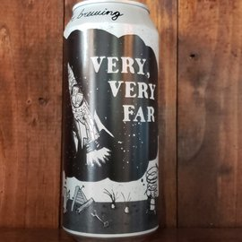 Off Color Off Color-Very, Very Far Blond Ale, 6% ABV, 16oz Can