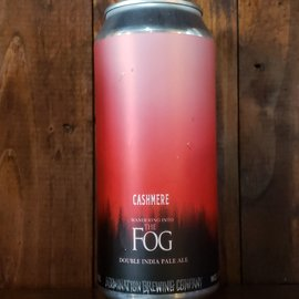Abomination Brewing Company Wandering Into the Fog (Cashmere) NE DDH DIPA, 8.6% ABV, 16oz Can