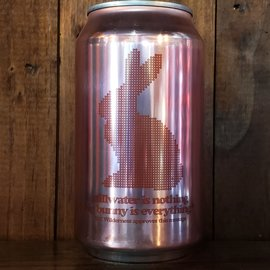 Stillwater Artisanal Stillwater Is Nothing Big Bunny Is Everything Stout, 8% ABV, 12oz Can
