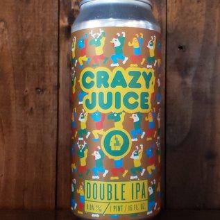 Thin Man Brewery Thin Man-Crazy Juice NE DIPA, 8% ABV, 16oz Can