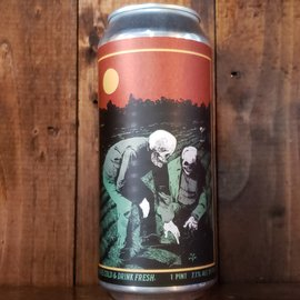 Abomination Brewing Company Abomination-The Harvester Sour Ale, 7.1% ABV, 16oz Can