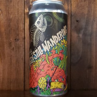 Abomination Brewing Company Abomination & Fat Orange Cat Eleven Lives & Still Wandering DIPA, 8.8% ABV, 16oz Can