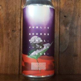 Public Access Liquids Public Access-Final Purpose Triple IPA, 10% ABV, 16oz Can