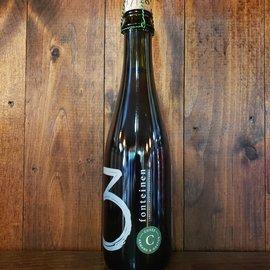 Brouwerij 3 Fonteinen 3 Fonteinen-Oude Geuze Cuvee Armand & Gaston Lambic, 6.5% ABV, 12.7oz Bottle