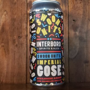 Interboro Swoon Units Gose, 8% ABV, 16oz Can