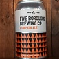 Five Boroughs Pumpkin Ale, 6% ABV, 12oz Can