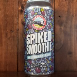 Connecticut Valley Spiked Smoothie Blueberry Acai, 5% ABV, 16oz Can
