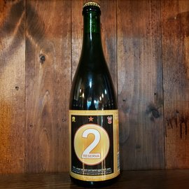 Struise T.W.O. Reserva (Rum Barrel Aged) Wheat Wine, 8% ABV, 25oz Bottle