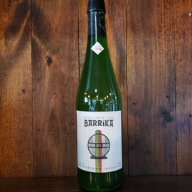Barrika Basque Country Cider, 6% ABV, 25.4oz Bottle