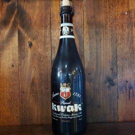 Bosteels Pauwel Kwak Amber Ale, 8.4% ABV, 25.4oz Bottle