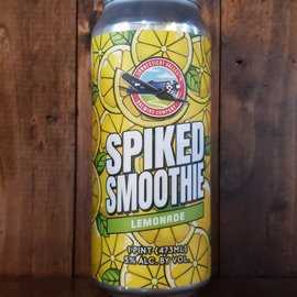 Connecticut Valley Spiked Smoothie Lemonade, 5% ABV, 16oz Can
