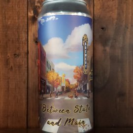Timber Ales Between State And Main NE IPA, 6.5% ABV, 16oz Can