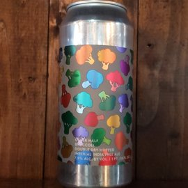 Other Half DDH Broccoli Imperial IPA, 7.9% ABV, 16oz Can