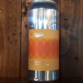 Finback Orange Crush DIPA, 8.3% ABV, 16oz Can