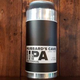 Hubbard's Cave Fresh IIPA One Hop Centennial Imperial IPA, 8.5% ABV, 16oz can