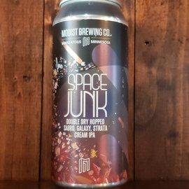 Modist Space Junk DDH Cream IPA, 6.2% ABV, 16oz Can