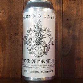 Edmund's Oast Order of Magnitude Sour Ale, 7.5% ABV, 16oz Can