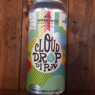 Upper Pass Cloud Drop DIPA, 8% ABV, 16oz Can
