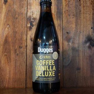 Dugges Whiskey BA Coffee Vanilla Deluxe Stout, 15% ABV, 11.2oz Bottle
