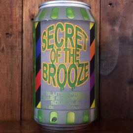 Departed Soles Secret of the Brooze Sour Ale, 5.1% ABV, 12oz Can
