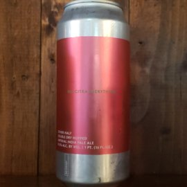Other Half DDH All Citra Everything DIPA, 8.5% ABV, 16oz Can