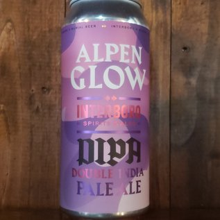 Interboro Alpenglow DIPA, 8.5% ABV, 16oz Can
