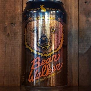 Jackalope Bearwalker Brown Ale, 5.1% ABV, 12oz Can