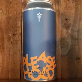 Torch & Crown Please Hold DDH DIPA, 7.9% ABV, 16oz Can