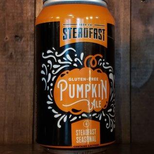 Steadfast Pumpkin Ale Gluten Free, 6% ABV, 12oz Can