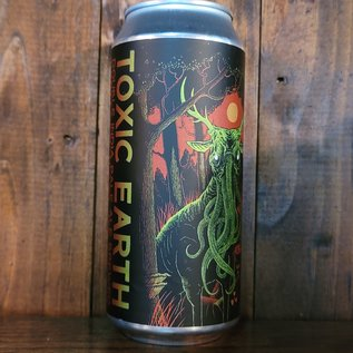 Abomination Toxic Earth DDH DIPA, 9.3% ABV, 16oz Can