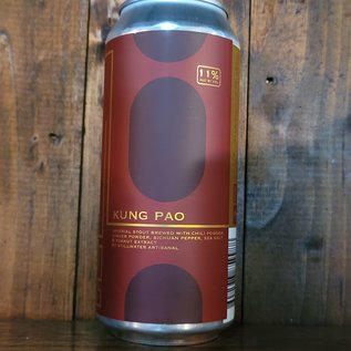 Stillwater Kung Pao Imperial Stout, 11% ABV, 16oz Can