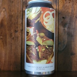 Evil Twin NYC Turns Out I'm Not A Great Cook, After All DDH DIPA, 8.1% ABV, 16oz Can
