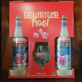 Huyghe Delirium Noel Belgian Ale, 10% ABV, Gift Pack