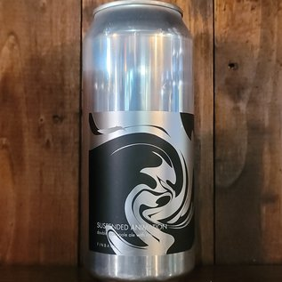 Finback Suspended Animation DIPA, 8% ABV, 16oz Can