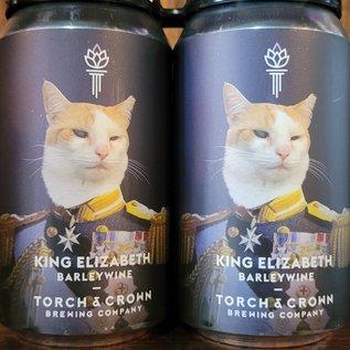 Torch & Crown King Elizabeth Barleywine, 11.4% ABV, 12oz Can