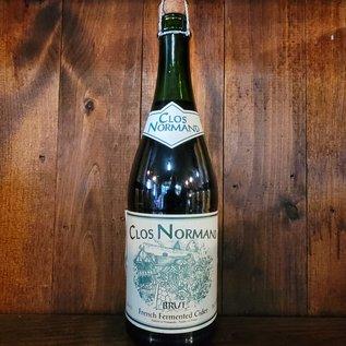 Clos Normand Brut Cider, 4% ABV, 25.4oz Bottle