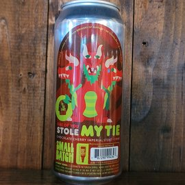 Thin Man One of You Stole My Tie Stout, 8.7% ABV, 16oz Can