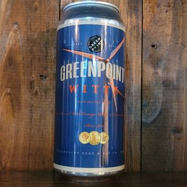 Greenpoint Witte, 4.6% ABV, 16oz Can