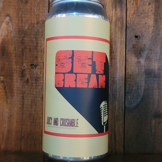 Brix City Set Break IPA, 7% ABV, 16oz Can