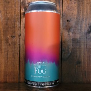 Abomination Wandering Into The Fog (Azacca) DDH DIPA, 8.6% ABV, 16oz Can