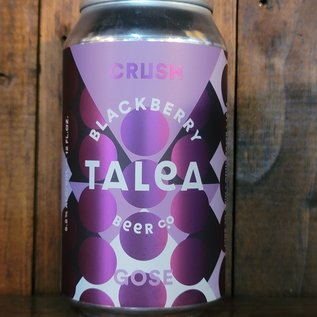 Talea Blackberry Crush Gose, 5.2% ABV, 12oz Can