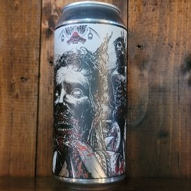 Nightmare Slow Slicing Sour Ale, 8.3% ABV, 16oz Can