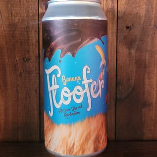 Skygazer / Fat Orange Cat Banana Floofer Stout, 10% ABV, 16oz Can