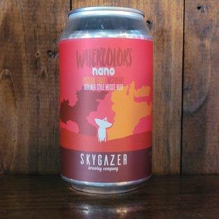 Skygazer Watercolors Nano - Passion Fruit Raspberry Sour Ale, 4% ABV, 12oz Can