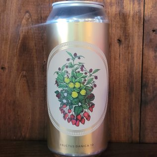 Evil Twin NYC Fructus Danica 10 Sour Ale, 6.5% ABV, 16oz Can