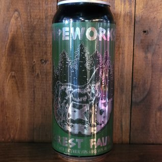 Pipeworks Forest Fauna IPA, 7% ABV, 16oz Can