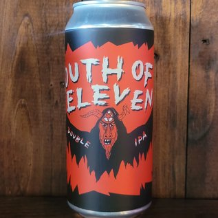 Hoof Hearted South of Eleven DIPA, 10.2% ABV, 16oz Can