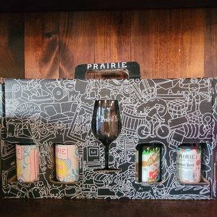 Prairie Christmas Gift Box